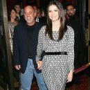 Katie Lee Joel and Billy Joel