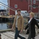 Emily Rose and Lucas Bryant