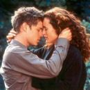 Andie MacDowell and Kenny Doughty