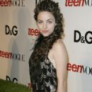 Brittany Curran - 7 Annual Teen Vogue Young Hollywood Party At MILK Studios On September 25, 2009 In Los Angeles, California - 454 x 681