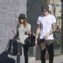Ashley Tisdale Out and About In La
