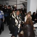 Andre Leon Talley (Editor-at-Large, VOGUE) and Anna Wintour (Editor-in-Chief, VOGUE) in THE SEPTEMBER ISSUE, a film by RJ Cutler. Photo Credit: Courtesy of Roadside Attractions - 454 x 303