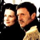 Juliette Binoche and Daniel Auteuil