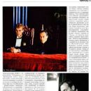 Oleg Yankovskiy - Kino Park Magazine Pictorial [Russia] (March 2004)