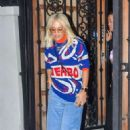 Rita Ora at Matsuhisa Sushi Restaurant in West Hollywood