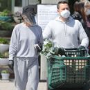 Courteney Cox – Shopping at Whole Foods