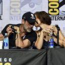 Jeffrey Dean Morgan- July 21, 2017- Comic-Con International 2017 - AMC's 'Fear The Walking Dead' Panel - 454 x 340