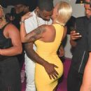 Amber Rose and Terrence Ross - 454 x 745