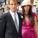 Andrea Casiraghi and Tatiana Santo domingo - 350 x 466