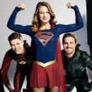 Supergirl, the Flash and Arrow - 454 x 454