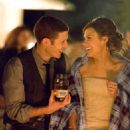 Kiele Sanchez and Zach Gilford - 454 x 587