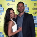 Paul Walker and Genesis Rodriguez