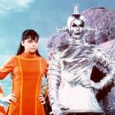 Angela as Penny in Lost in Space
