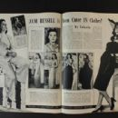 Jane Russell - Screen Guide Magazine Pictorial [United States] (June 1941) - 454 x 340