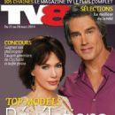 Ronn Moss, Hunter Tylo - TV 8 Magazine Cover [Switzerland] (22 March 2014)