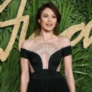 Olga Kurylenko – 2017 Fashion Awards in London