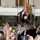 Shania Twain – Performs on NBC Today Show Summer Concert Series in NY - 454 x 474