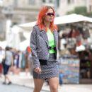 Rita Ora – Out In Verona