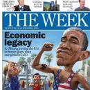 Barack Obama For The Week Magazine May 13, 2016 - 454 x 603