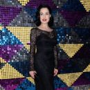Dita Von Teese at the Galeria Melissa Flagship Store Opening