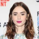 Lily Collins –  33rd Film Independent Spirit Awards nominees announcement in LA