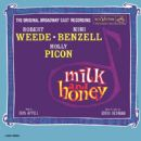 Milk and Honey 1961 Original Broadway Production Musc and Lyrics By Jerry Herman - 454 x 454