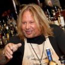 Vince Neil attends the 16th Annual Waiting for Wishes Celebrity Dinner Hosted by Kevin Carter & Jay DeMarcus on April 18, 2017 in Nashville, Tennessee - 454 x 327