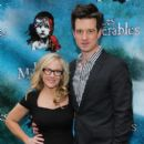 Rachael Harris and Christian Hebel - 396 x 594