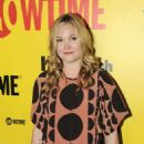 Julia Stiles Happyish Series Premiere In Nyc