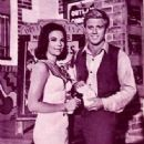 Natalie Wood and Robert Redford in This Property is Condemned