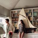 Cameron Russell, Luke Grimes - Vogue Magazine Pictorial [United States] (February 2015)
