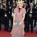 "Sienna Miller: attends the Premiere of ""Macbeth"" during the 68th annual Cannes Film Festival in Cannes"