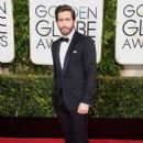 Jake Gyllenhaal: 72nd Annual Golden Globe Awards 2015- Arrivals