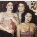 Marlene, older sister Jacqueline Carol and their mother - 330 x 314
