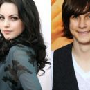 Elizabeth Gillies and Logan Miller