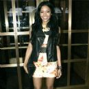 Amerie - Mercedes-Benz Fashion Week At Bryant Park On September 13, 2009 In New York City