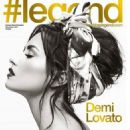 Demi Lovato - Hashtag Legend Magazine Cover [Hong Kong] (November 2017)