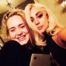 Lady Gaga - Adele - 454 x 453