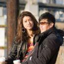 Grace Park and Phil Kim