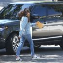 Jennifer Garner – Moving to her new home in Brentwood