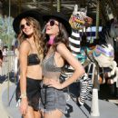 Victoria Justice and Madison Reed - #REVOLVEfestival Day 1 - 454 x 454