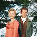 Romola Garai and Jonny Lee Miller