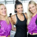 Nina Dobrev – Reebok and Les Mills Present The Ultimate Staycation in NYC July 24, 2017