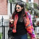 Victoria Justice– Out in New York City 12/04/ 2016 - 454 x 645