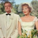 Brian Keith and Maureen O'Hara
