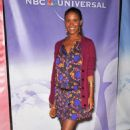 Joy Bryant - NBC Universal's Press Tour Cocktail Party At Langham Hotel On January 10, 2010 In Pasadena, California