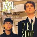 Neil Tennant, Chris Lowe - No1 Magazine Cover [United Kingdom] (1 March 1986)