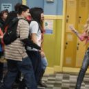 Miley Cyrus - The New Season Of 'Hannah Montana' Premieres This Sunday July 11 On Disney Channel.