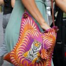 Miranda Kerr Steps Out in New York July 12, 2012