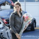 Ashley Greene At Bristol Farms In Beverly Hills